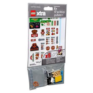 LEGO 853921 - LEGO Xtra - Matrica kiegészítő csomag