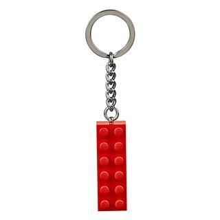 LEGO 853960 - LEGO kulcstartó - 2x6-os piros kocka