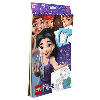 LEGO 853961 - LEGO Friends - Activity Book