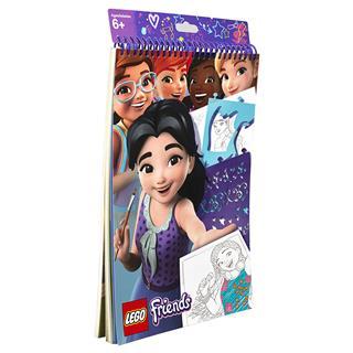 LEGO 853961 - LEGO Friends könyv - Activity Book