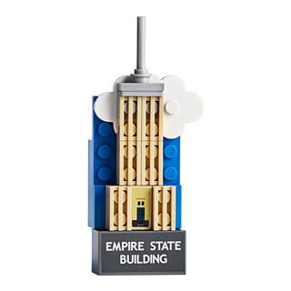 LEGO 854030 - LEGO Exclusive - Empire State Building hűtőmágnes
