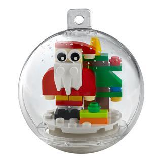 LEGO 854037 - LEGO Exclusive - Karácsonyi mikulásdísz