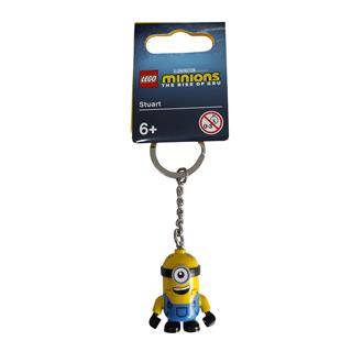 LEGO 854071 - LEGO Minions kulcstartó - Stuart