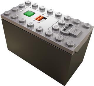 LEGO 88000 - LEGO Power Functions - Kis elemtartó (AAA)