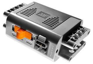 LEGO 8881 - LEGO Technic - Power Functions - Nagy elemtartó doboz