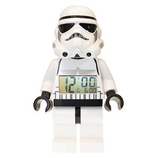 LEGO 9002137 - LEGO Star Wars óra - Rohamosztagos asztali óra