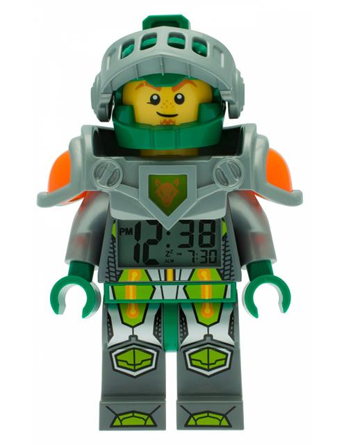 LEGO 9009426 - LEGO Nexo Knights - Aaron asztali óra