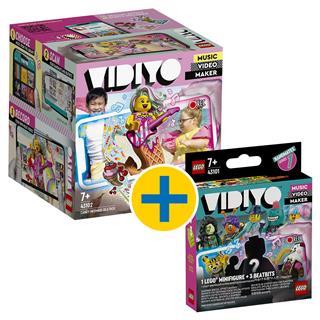 LEGO B43102 - LEGO VIDIYO - Candy Marmaid BeatBox Bundle