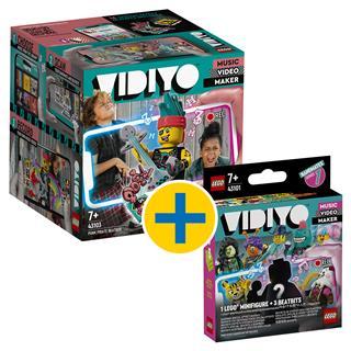 LEGO B43103 - LEGO VIDIYO - Punk Pirate BeatBox Bundle