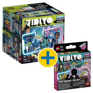 LEGO B43104 - LEGO VIDIYO - Alien DJ BeatBox Bundle