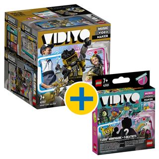 LEGO B43107 - LEGO VIDIYO - HipHop Robot BeatBox Bundle