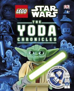 LEGO BOOK43 - LEGO Star Wars könyv - Yoda krónikái