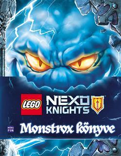 LEGO BOOK64 - LEGO Nexo Knights - Monstrox könyve