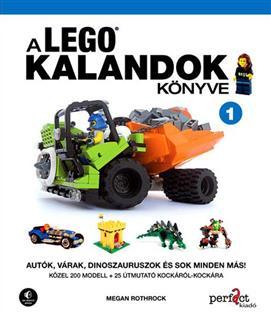 LEGO BOOK65 - A LEGO kalandok könyve - 1. (magyar)