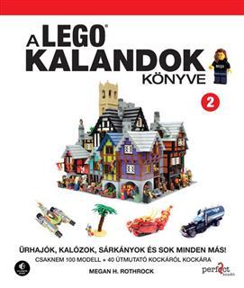 LEGO BOOK66 - A LEGO kalandok könyve - 2. (magyar)
