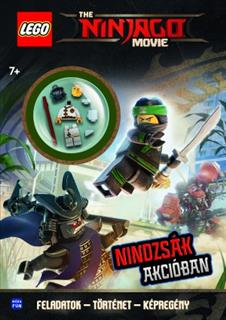 LEGO BOOK69 - The NINJAGO Movie - Nindzsák akcióban