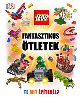 LEGO BOOK79 - LEGO könyv - Fantasztikus ötletek