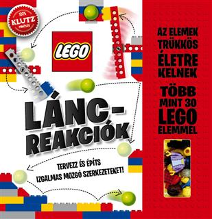 LEGO BOOK81 - LEGO könyv - Láncreakciók