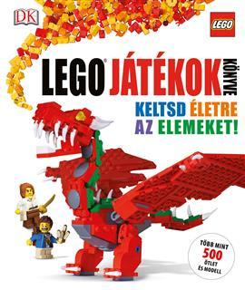 LEGO BOOK82 - LEGO könyv - LEGO játékok könyve