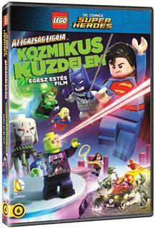 LEGO DVD11 - LEGO Super Heroes DVD - Az igazság ligája: Kozmikus ...