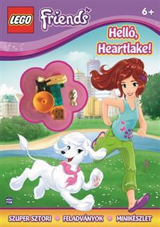 LEGO LEGO73 - LEGO Friends - Hello Heartlake! (magyar)