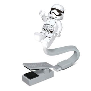 LEGO LGL-CL11 - LEGO Star Wars - Rohamosztagos minifigura olvasólámpa