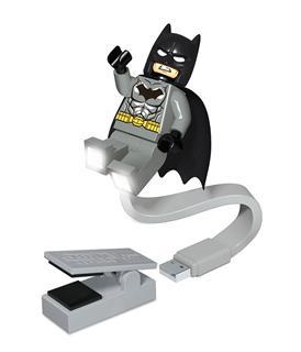 LEGO LGL-CL20 - LEGO Super Heroes - Batman minifigura olvasólámpa
