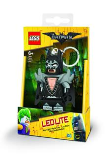 LEGO LGL-KE103G - LEGO Batman Movie lámpa - Rocker Batman vil...