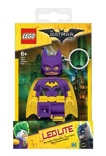 LEGO LGL-KE104 - LEGO Batman Movie lámpa - Batgirl világítós kulcstartó