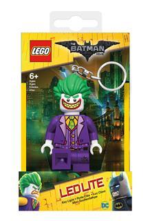 LEGO LGL-KE106 - LEGO Batman Movie lámpa - Joker világítós kulcstartó