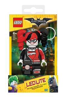 LEGO LGL-KE107 - LEGO Batman Movie lámpa - Harley Quinn világítós kul...
