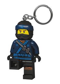 LEGO LGL-KE108J - LEGO NINJAGO - Jay világítós kulcstartó