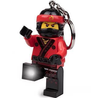 LEGO LGL-KE108K - LEGO NINJAGO - Kai világítós kulcstartó