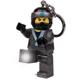 LEGO LGL-KE108N - LEGO NINJAGO világítós kulcstartó - Nya