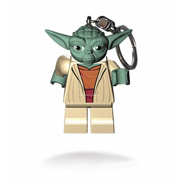 LEGO LGL-KE11 - LEGO Star Wars™ Lámpa - Yoda™ világítós kulcstartó