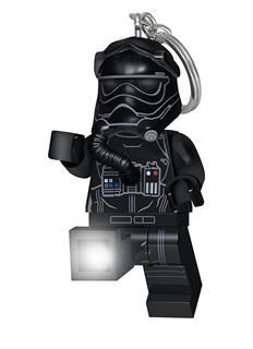 LEGO LGL-KE113 - LEGO Star Wars - Első rendi pilóta világítós kulcstartó