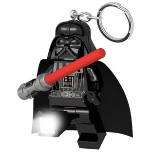 LEGO LGL-KE121 - LEGO  Star Wars - Darth Vader világítós kulcstartó