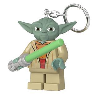 LEGO LGL-KE122 - LEGO Star Wars - Yoda világítós kulcstartó