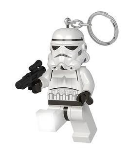 LEGO LGL-KE123 - LEGO Star Wars - Rohamosztagos világítós kulcstartó