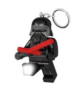 LEGO LGL-KE126 - LEGO Star Wars - Kylo Ren világítós kulcstartó