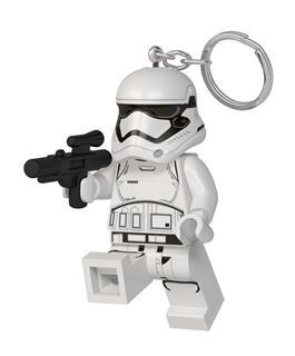 LEGO LGL-KE130 - LEGO Star Wars - Rohamosztagos világítós kulcstartó