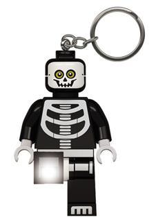 LEGO LGL-KE137 - LEGO világítós kulcstartó - Csontváz