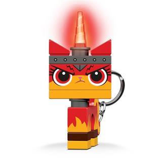 LEGO LGL-KE147 - The LEGO Movie 2 világítós kulcstartó - Mérges Csoda...