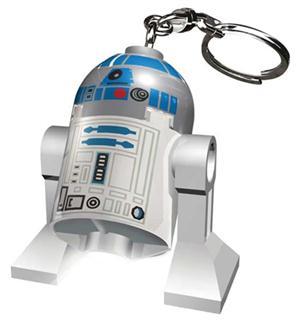 LEGO LGL-KE21 - LEGO Star Wars™ Lámpa - R2-D2™ világítós kulcstartó