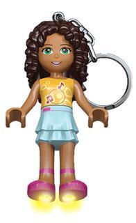 LEGO LGL-KE22A - LEGO Friends lámpa - Andrea világítós kulcstartó