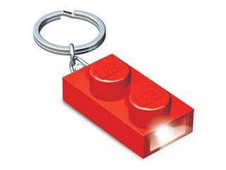 LEGO LGL-KE52R - LEGO kiegészítő - 2x1-es piros kocka világítós kulcs...