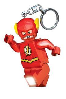 LEGO LGL-KE65 - LEGO Super Heroes - Flash világítós kulcstartó