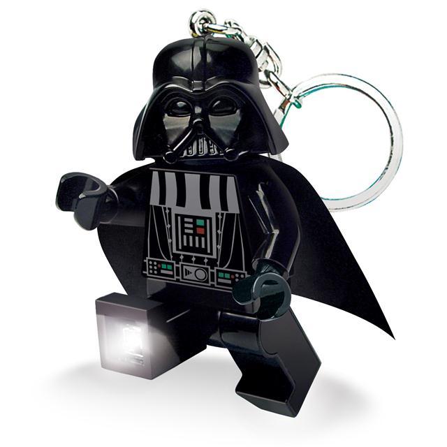 LEGO LGL-KE7 - LEGO Star Wars Lámpa - Darth Vader vil...