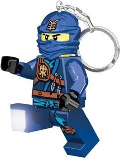 LEGO LGL-KE77J - LEGO Ninjago lámpa - Jay világítós kulcstartó