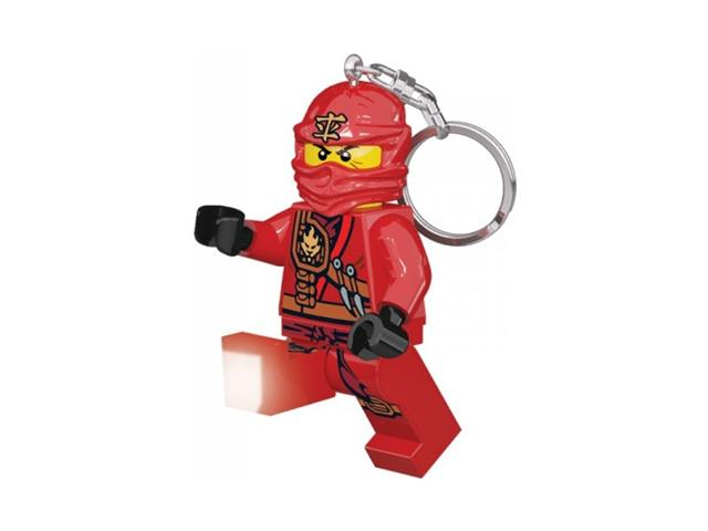 LEGO LGL-KE77K - LEGO Ninjago lámpa - Kai világítós kucsltartó
